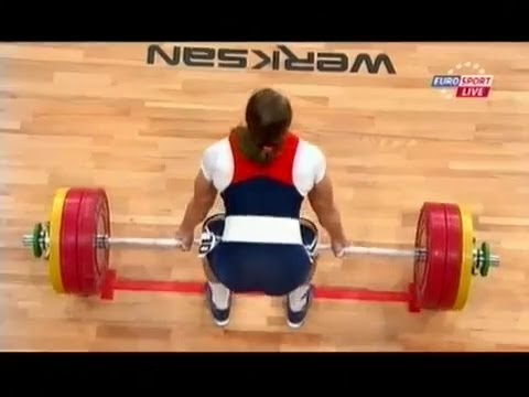 2013 World Weightlifting Championships Women's 75 kg Clean and Jerk