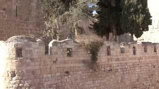 Путешествие по Израилю. Прогулки по Иерусалиму. Яффские ворота(Видео путешествие по Израилю. Иерусалим. Яффские ворота Видео путешествие с TVE - http://www.youtube.com/channel/UCNCCOgv2AVB-Us7CgNz..., 2014-02-09T16:08:18.000Z)