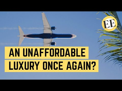 The Turbulent Economics of the Airline Industry