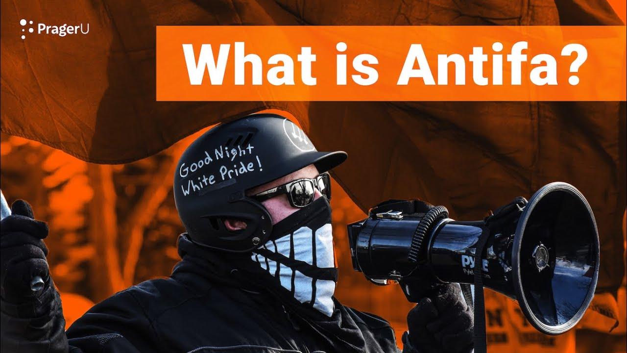 Antifa Declared a Terrorist Group