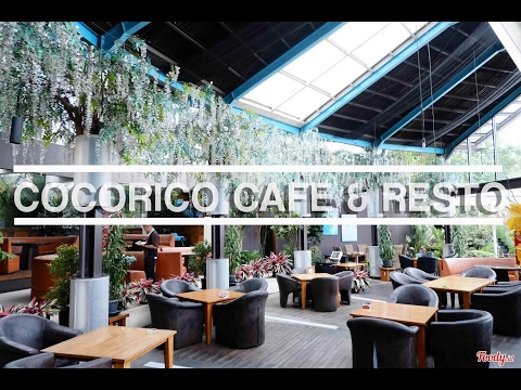 Cocorico Resto & Cafe : Nature and Garden Themed Family Restaurant ( BDG )