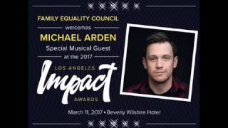 (3/11/17) Michael Arden with Our Lady J Performing at Family Equality Council *Captions in Progress*