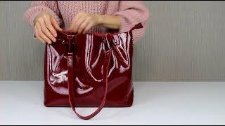 Обзор классической сумки