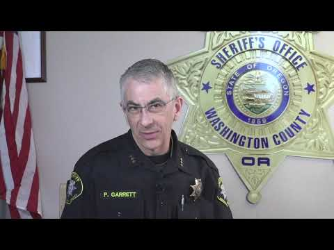 A Message From Sheriff Pat Garrett About COVID-19