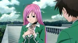[AMV] Rosario + Vampire - Monster Dubstep