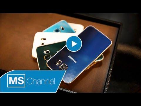 MSchannel - Đánh giá chi tiết Samsung Galaxy S6 : Siêu phẩm thách thức mọi đối thủ .