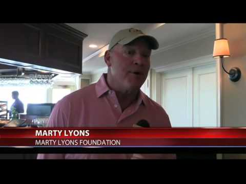 Fios 1 News Coverage of Marty Lyons Foundation 30th Annual Celebrity Golf Classic