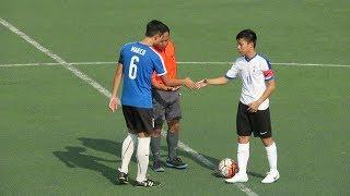 拔萃vs香港華仁 2017 9 27 d1學界足球甲組 精華