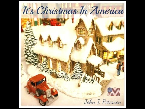 It's Christmas In America (New Christmas Song - 2015)