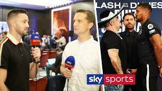 Josh Taylor explains why he believes Andy Ruiz Jr will beat Anthony Joshua in the rematch | T2T