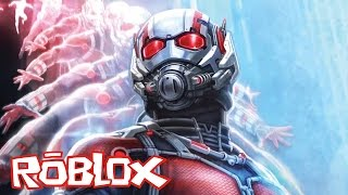 Ant Man | Super Hero Tycoon | Roblox