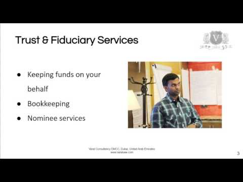 Trust And Fiduciary Services | Earning Your Trust Everyday