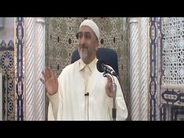 درس الجمعة - القدوة المحمدية - 1440/01/04=2018/09/14