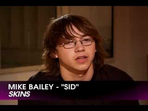 SKINS (BBC America) - Sid Interview Part 1