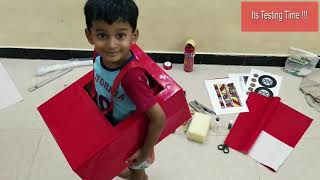 Hafiz the Fireman & Making of the Fire Truck