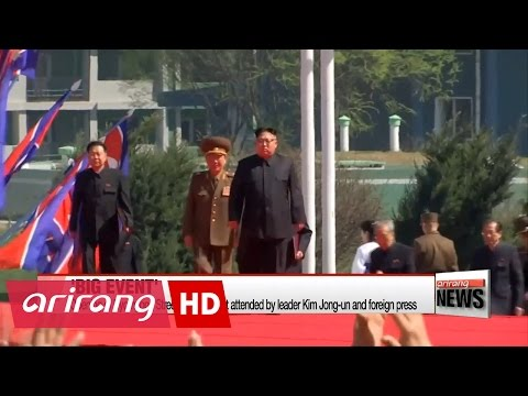Thumbnail: Anticipated 'big event' for foreign press in Pyongyang turns out to be opening...