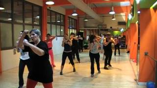 Play Hard- David Guetta- Zumba choreo by Nektarios- Palmos Fit Dance