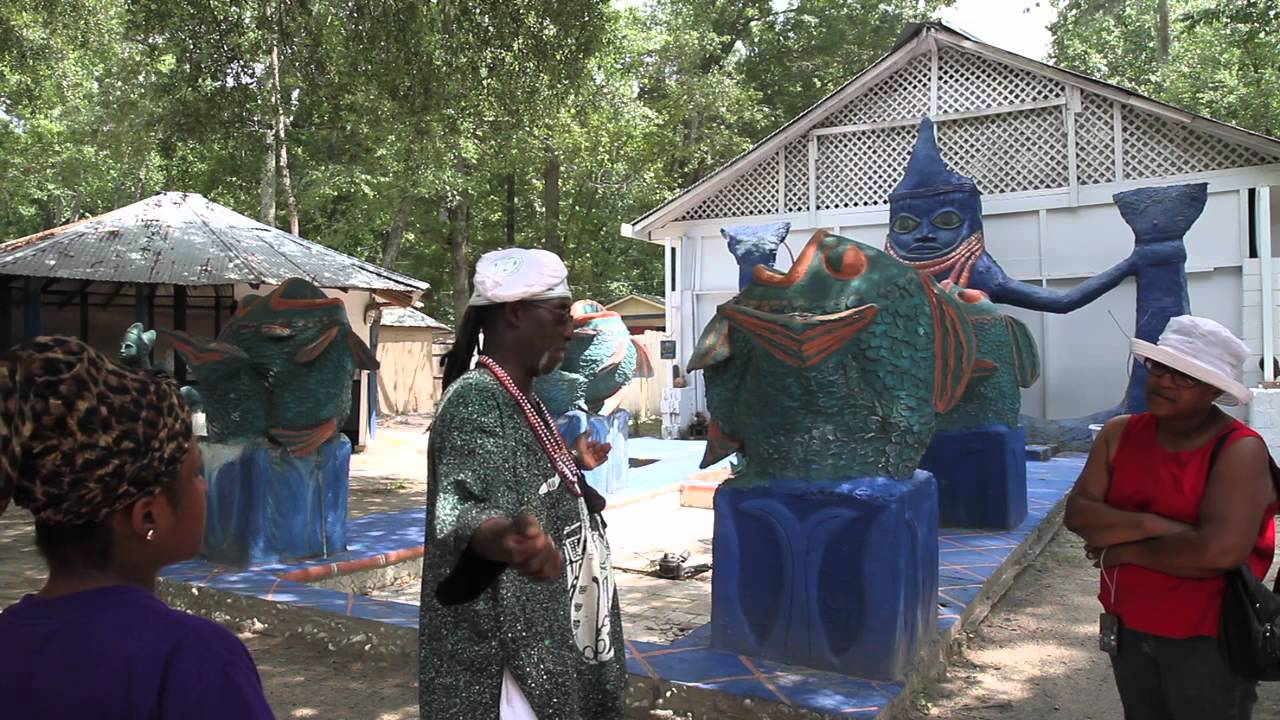 Oyotunji African Village - Youtube-2046