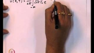 Mod-01 Lec-34 Group Velocity Dispersion (GVD)