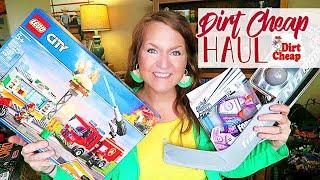 Dirt Cheap Haul | Shopping Haul | Thrift Haul
