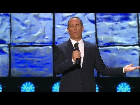 Jerry Seinfeld  Jay Leno Mark Twain Award