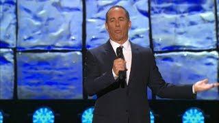 Jerry Seinfeld - Jay Leno Mark Twain Award