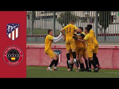 FULL MATCH | Atlético De Madrid Vs FC Malaga City Academy