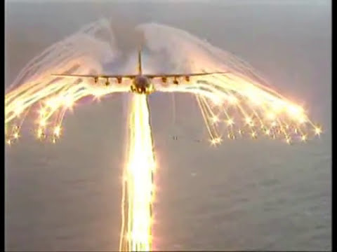 C130 Hercules shows Angel