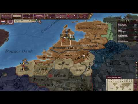 Victoria 2: HPM Mod: Dominance of the Dutch: Netherlands Part 1
