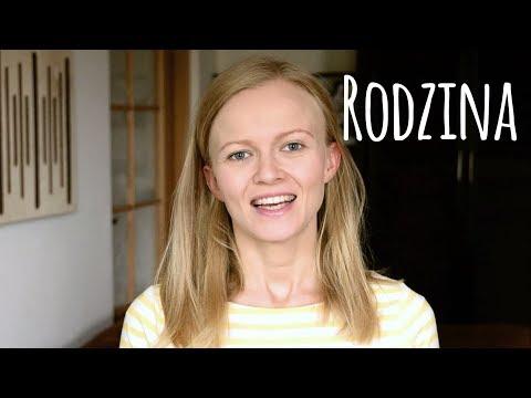 Polish lesson with Dorota: Rodzina (Family)