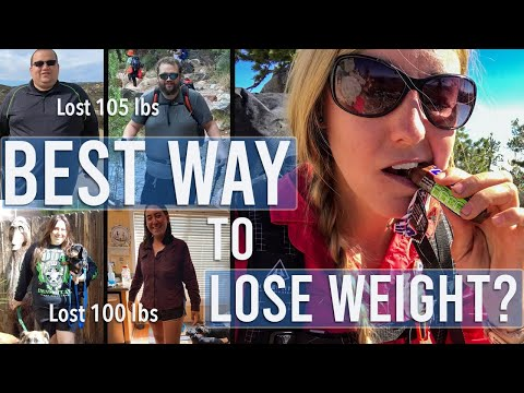 Is Long Distance Backpacking the Best Way To Lose Weight?