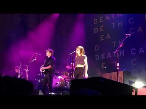 Brothers on a Hotel Bed  Death Cab for Cutie with Lauren Mayberry of CHVRCHES