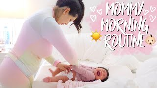 REAL MOMMY MORNING ROUTINE