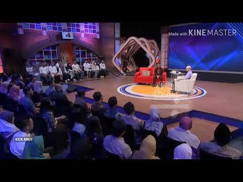 Indonesia Scholarship Center tampil di KICK ANDY Metro TV