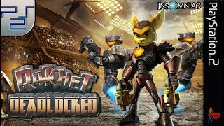 Longplay of Ratchet: Deadlocked/Ratchet: Gladiator