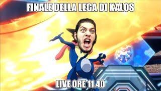 Finale della Lega di Kalos: live con Cydonia!