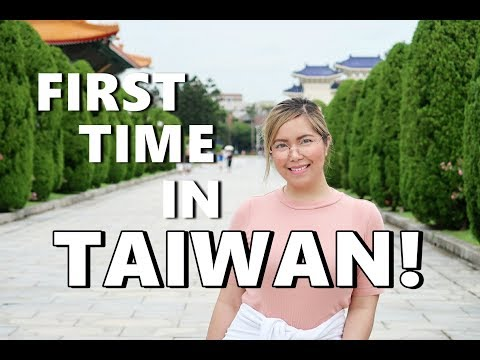 FIRST TIME IN TAIWAN!!! (July 31, 2017) - saytioco
