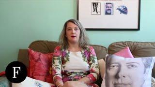 Girls Masturbating on TV   Briony's Teeny Tiny Talk Show