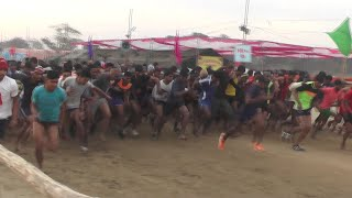 Indian Army Physical Fitness Test in open rally bharti 2019 in Hindi Live indian army running race