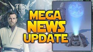 MEGA NEWS UPDATE: Command Posts, November Events, Trailer, Full Patch Notes & More - Battlefront 2