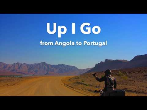 Up I Go, From Angola to Portugal