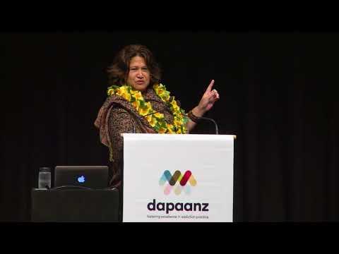 Justice Mata Keli Tuatagaloa - It Takes a Village to Raise a Child