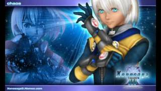 Xenosaga III - Unreleased Tracks - battleland #2 (vocal ver.)