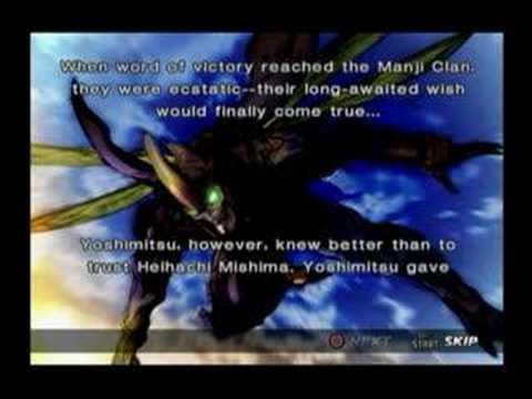 Yoshimitsu Tekkenpedia English