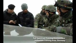 U.S. Army Europe Spotlight: Slovakian Opposition Forces at FSTE