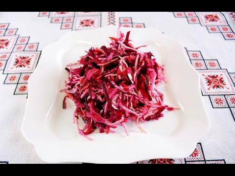 Салат «Лохматый» - кулинарный рецепт