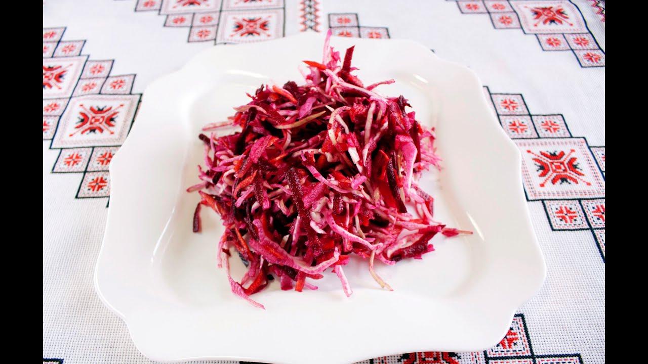 салат из моркови для похудения рецепт с фото