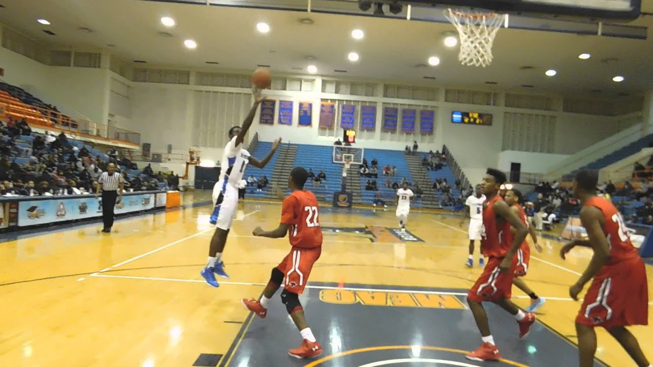 Carlyle three-pointer Imhotep Charter/Patterson boys ...