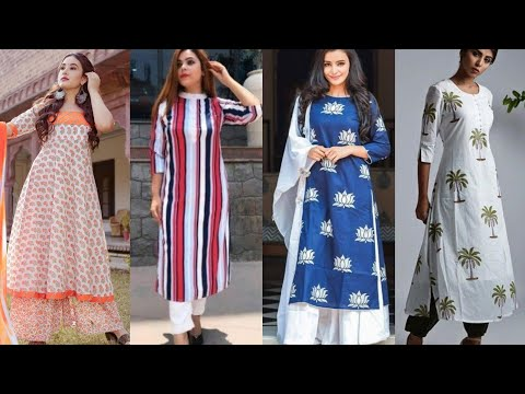 fresh-printed-summer-kurti-designs-to-try-for-cool-and-comfortably-stylish-look
