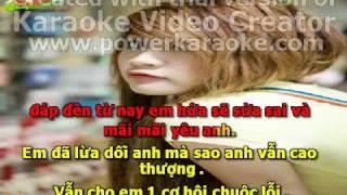 Vua Hon Anh Vua Khoc karaoke